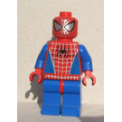 LEGO Spider-Man with Silver Eyes Minifigure