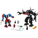 LEGO Spider Mech vs. Venom  Set 76115