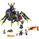 LEGO Spider Queen's Arachnoid Base Set 80022