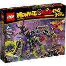 LEGO Spider Queen's Arachnoid Base Set 80022 Packaging