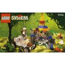 LEGO Spider's Secret Set 5936