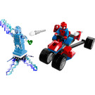 LEGO Spider-Trike vs. Electro Set 76014