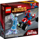 LEGO Spider-Trike vs. Electro Set 76014 Packaging