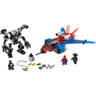 LEGO Spiderjet vs. Venom Mech Set 76150