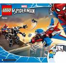 LEGO Spiderjet vs. Venom Mech Set 76150 Instructions