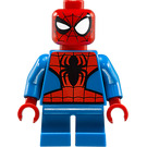 LEGO Spiderman with Short Legs Minifigure