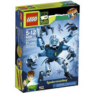 LEGO Spidermonkey Set 8409 Packaging