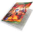 LEGO Spinjitzu Card Collection Holder (853410)
