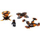 LEGO Spinjitzu Cole Set 70662