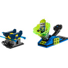 LEGO Spinjitzu Slam - Jay Set 70682