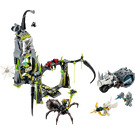 LEGO Spinlyn's Cavern Set 70133