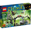 LEGO Spinlyn's Cavern Set 70133 Packaging