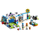 LEGO Spinning Brushes Car Wash Set 41350