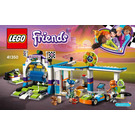 LEGO Spinning Brushes Car Wash Set 41350 Instructions
