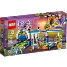 LEGO Spinning Brushes Car Wash Set 41350 Packaging
