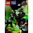 LEGO Spinosaurus Attack Set 1371 Instructions