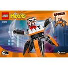 LEGO Spinza Set 41576 Instructions