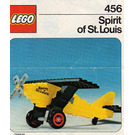 LEGO Spirit of St. Louis Set 456-1