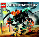 LEGO SPLIITTER Beast vs FURNO & EVO Set 44021 Instructions