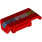 LEGO Spoiler with Handle with Decoration (70134 / 70559)