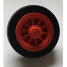 LEGO Spoked Wheel with Tyre