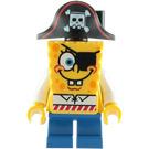 LEGO SpongeBob SquarePants Pirate Minifigure
