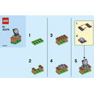 LEGO Sports Accessories Set 40375 Instructions