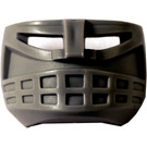 LEGO Sports Hockey Mask with Eyeholes and Teeth Protector with Waffle Texture (45535)