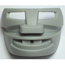 LEGO Sports Hockey Mask with Eyeholes and Two Teeth (44855)