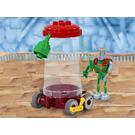 LEGO Sporty's Gym Cart Set 7444