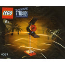 LEGO Spot Light Set 4057