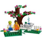 LEGO Springtime Scene Set 40052