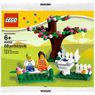 LEGO Springtime Scene Set 40052 Packaging