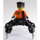 LEGO Spy Clops Minifigure