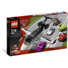LEGO Spy Jet Escape Set 8638 Packaging