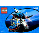 LEGO Spy Runner Set 3439 Instructions