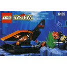 LEGO Spy Shark Set 6135