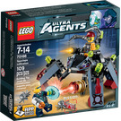 LEGO Spyclops Infiltration Set 70166 Packaging