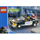 LEGO Squad Car Set 7030