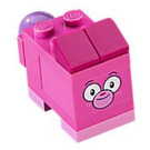 LEGO Square Bear Minifigure