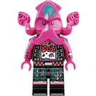 LEGO Squid Drummer Minifigure