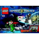 LEGO Squidman Escape Set 5969 Instructions