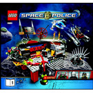 LEGO Squidman's Pitstop Set 5980 Instructions