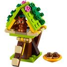 LEGO Squirrel's Tree House Set 41017