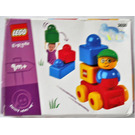 LEGO Stack 'n' Learn First Rollabout Set 3650