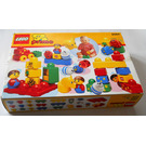 LEGO Stack 'n' Learn Gift Set 2089 Packaging