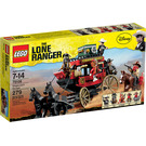 LEGO Stagecoach Escape Set 79108 Packaging
