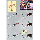 LEGO STAP Set 30058 Instructions