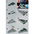 LEGO Star Destroyer Set 30056 Instructions