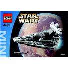 LEGO Star Destroyer Set 4492 Instructions